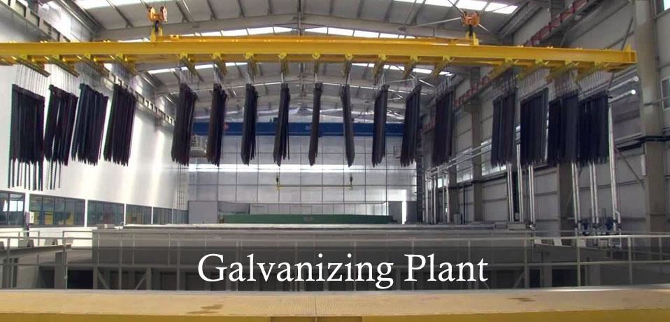 Galvanizing consultant