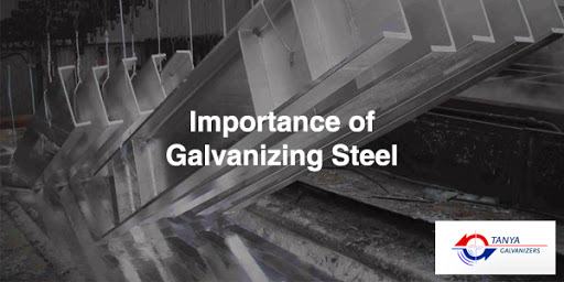 IMportance of Galvanizing Steel